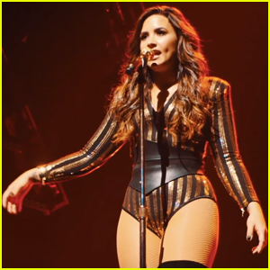 Demi Lovato Shares Live Performance Vid of 'Body Say' - Watch Now!
