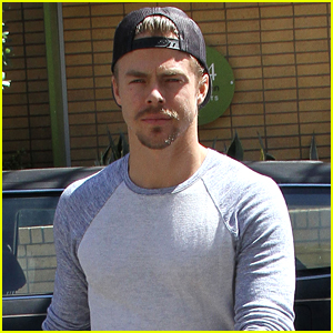 Derek Hough Gives Shout Out To DWTS Security Team After Ryan Lochte Protest