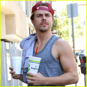 Derek Hough Says He Started Out Dancing 'Against His Will'!