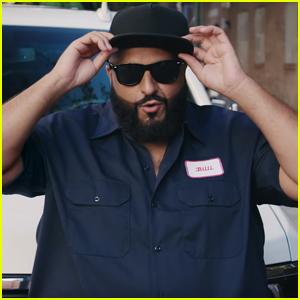 DJ Khaled Goes Undercover as a Lyft Driver - Watch Now!