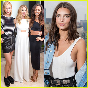 Doutzen Kroes Gathers Model Pals During NYFW to Support Elephant Crisis Fund