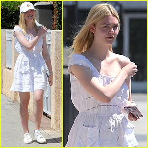 Elle Fanning Reveals She's Focusing on Work Instead of Going College