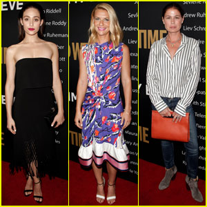 Emmy Rossum & Claire Danes Party With Showtime Ahead of Emmys 2016