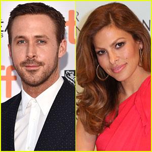 Eva Mendes & Ryan Gosling Not Married in Secret Wedding
