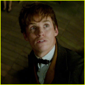 Eddie Redmayne's 'Fantastic Beasts & Where to Find Them' Trailer Debuts - Watch Now!