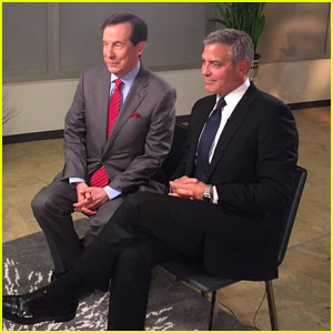 George Clooney Talks Politics on 'FOX News Sunday'