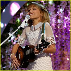 Grace VanderWaal Debuts 'Clay' During 'America's Got Talent' Finals - Watch Now!