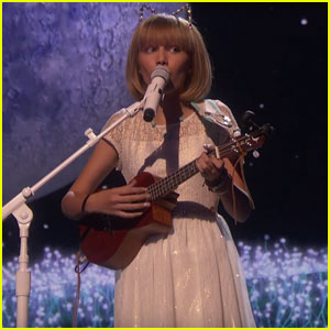 'America's Got Talent' 2016 Finale: Grace VanderWaal Performs 'I Don't Know My Name' (Video)