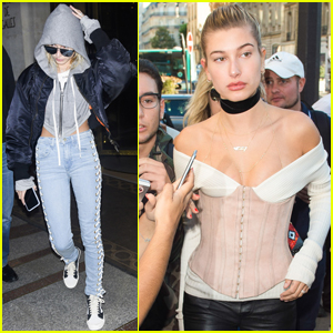Hailey Baldwin Would Deport Donald Trump If She Could