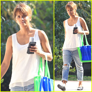 Halle Berry is 'So Ready' for Fall!