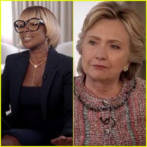 Mary J. Blige Sings to Hillary Clinton in 'The 411' Sneak Peek - Watch Now