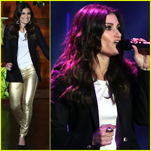 Idina Menzel's Son Walker Isn't a Huge Fan of 'Frozen'!