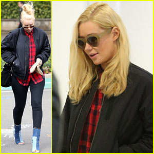 Iggy Azalea Touches Down in Sydney, Says She Has 'No Home Connection'