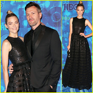 Jaime King & Hubby Kyle Newman Couple Up At HBO's Emmys After Party 2016!