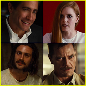 Jake gyllenhaal photos news and videos just jared page 22 jake gyllenhaal amy adams premiere intense nocturnal animals teaser trailer watch now publicscrutiny