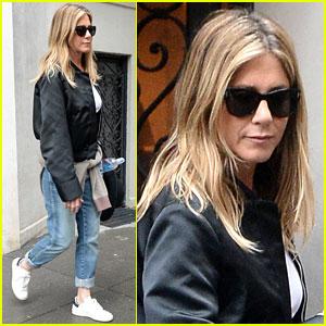 Jennifer Aniston's Husband Justin Theroux Reveals Their Secret to Marital Success