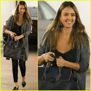 Jessica Alba Set to Mentor Start Ups on 'Planet of the Apps'