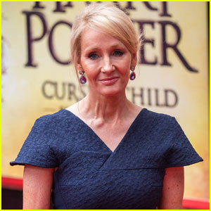 J.K. Rowling Reveals Her Own 'Harry Potter' Patronus