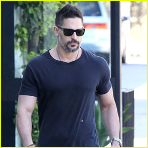 Joe Manganiello is Lending His Voice to Steelers Pre-Game Pump Up Video!
