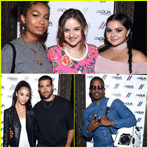 Joey King, Jesse Metcalfe & Jamie Foxx Party It Up at Drake's LA Concert