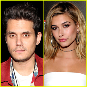 John Mayer Is Hailey Baldwin's Celebrity Crush!