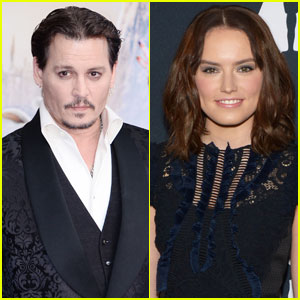 Johnny Depp & Daisy Ridley Join 'Murder on the Orient Express'