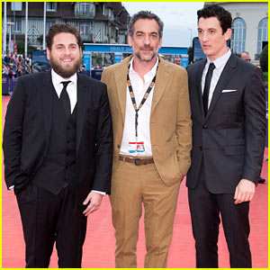 Jonah Hill & Miles Teller Arrive for 'War Dogs' Premiere at Deauville Award Ceremony!