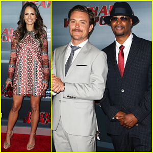 Jordana Brewster & 'Lethal Weapon' Cast Celebrate Premiere - Watch Trailer!