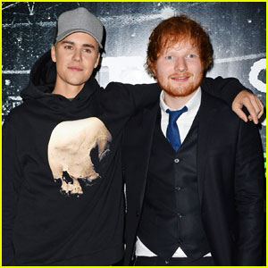 Justin Bieber 'Found a Sweet Spot' Writing 'Love Yourself' With Ed Sheeran