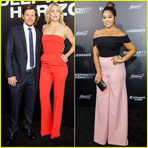 Kate Hudson Got 'Quite Emotional' Working With Step-Father Kurt Russell In 'Deepwater Horizon'!