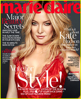Kate Hudson Explains Why Forgiveness is Necessary at the End of Relationships