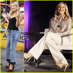 Kate Hudson On Her Estranged Father Bill Hudson: 'Must Be Painful For Him'