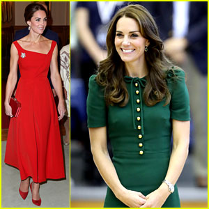 Kate Middleton Rocks Two Chic Looks During Canadian Tour