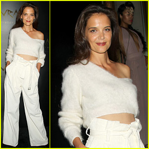 Katie Holmes Says Daughter Suri Has Own Sense of Style