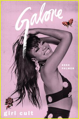 Keke Palmer Stuns on the Cover of 'Galore' Magazine