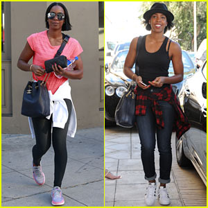 Kelly Rowland Reveals Her Favorite Foods & Cooking Music!