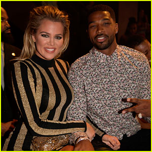 Khloe Kardashian & Tristan Thompson Make First Appearance as a Couple!