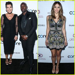 Kris Jenner Says Khloe Kardashian & Tristan Thompson Are 'Really Cute'