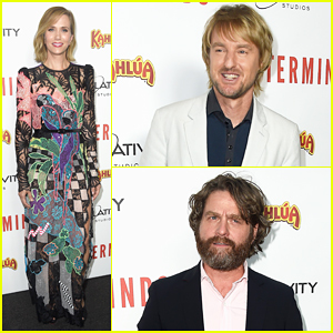 Kristen Wiig, Owen Wilson & Zach Galifianakis Play Long Distance Charades with Jimmy Kimmel! (Video)