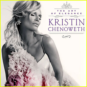 Kristin Chenoweth Drops 'Art of Elegance' Album - Stream & Download!