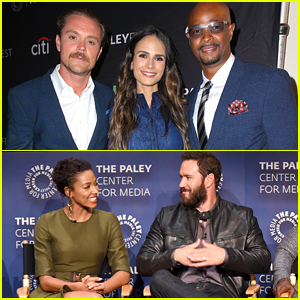 Jordana Brewster & Kylie Bunbury Promote New Fox Shows at PaleyFest 2016