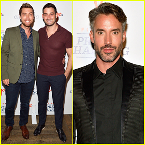Lance Bass & Hubby Michael Turchin Couple Up At 'Finding Prince Charming' Premiere - Watch Trailer!