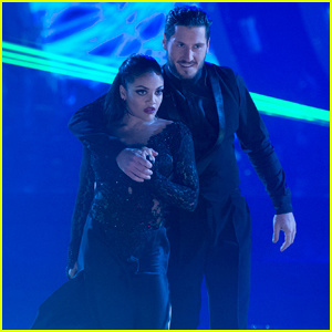 Laurie Hernandez Dances the Tango on 'DWTS' Week 3 - Watch Now!
