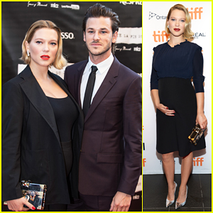 Lea Seydoux Reveals She's Expecting Her First Child At Toronto Film Festival 2016!