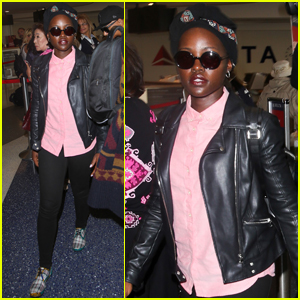 Lupita Nyong'o Felt Like the 'Coolest Kid Ever' After Being Mentioned in a Jay Z Song