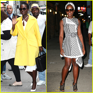 Lupita Nyong'o Says 'Queen of Katwe' Is 'Uplifting, Heartwarming, & Often Funny'!