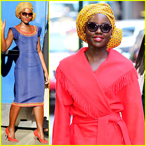 Lupita Nyong'o Slays Rap Verse as Her Alter Ego 'Troublemaker'