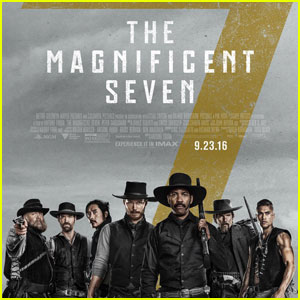 'The Magnificent Seven' Wins Box Office With $35 million Debut