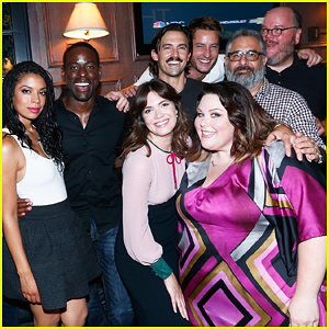 Mandy Moore, Milo Ventimiglia & 'This Is Us' Cast Celebrate Premiere Episode!