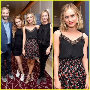 Maude Apatow is Joined by Her Family at 'Other People' Premiere!